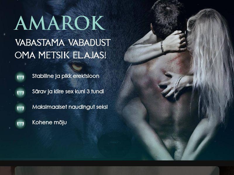 Amarok EE - potency treatment product
