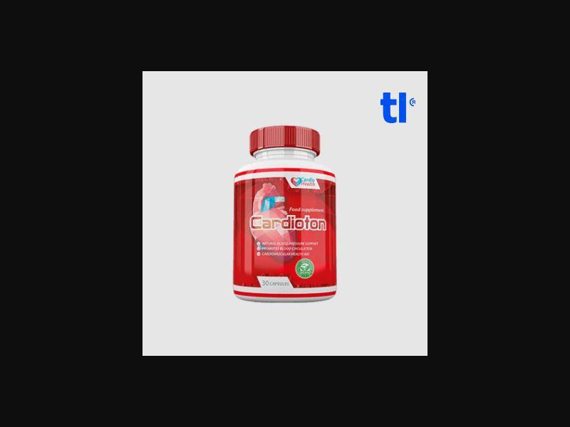 Cardioton - health - CPA - COD - Nutra