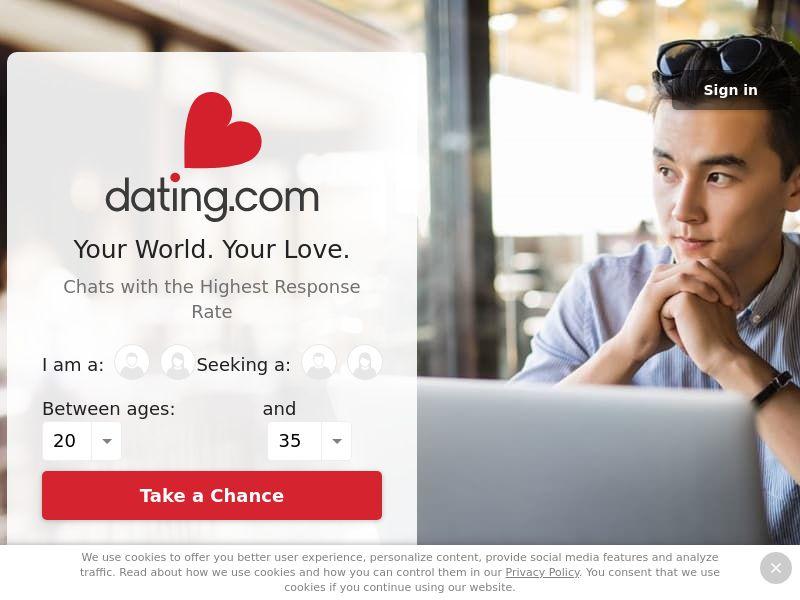 Dating.com CPC SOI SEA Female