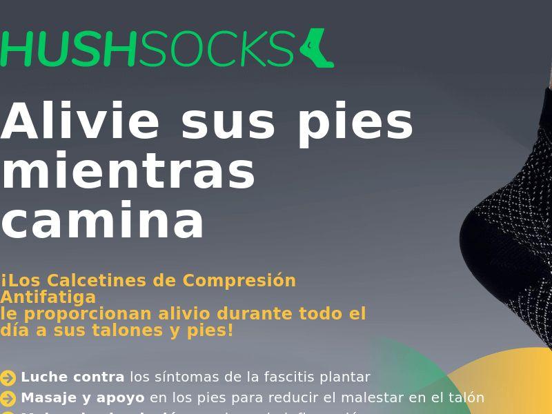 HushSocks LP01 - Spanish