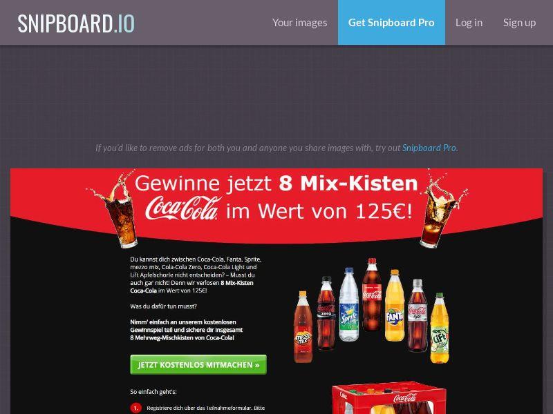 40391 - DE - Cola gewinnen - DOI