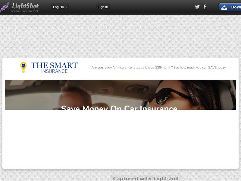 US-The Smart Insurance (insurance) CC Submit