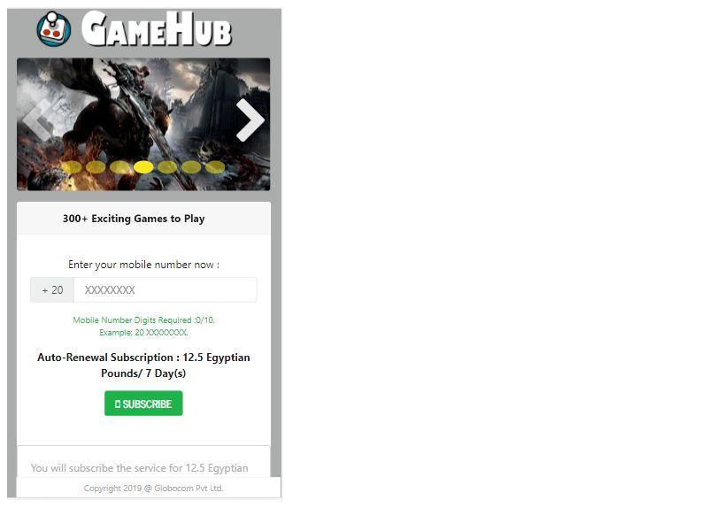 Gamehub WIFI