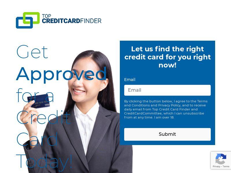 Top Credit Card Finder - CPA | US