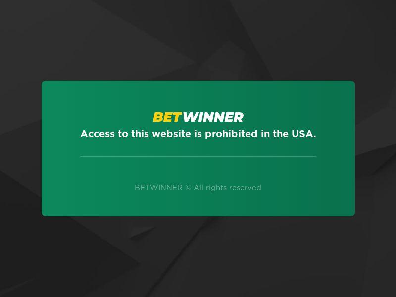 BetWinner | RS 36% (no fees) | Global