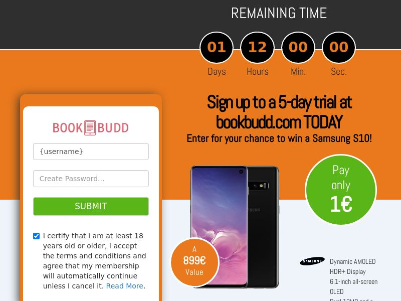 CC-submit - Samsung S10 [NL]