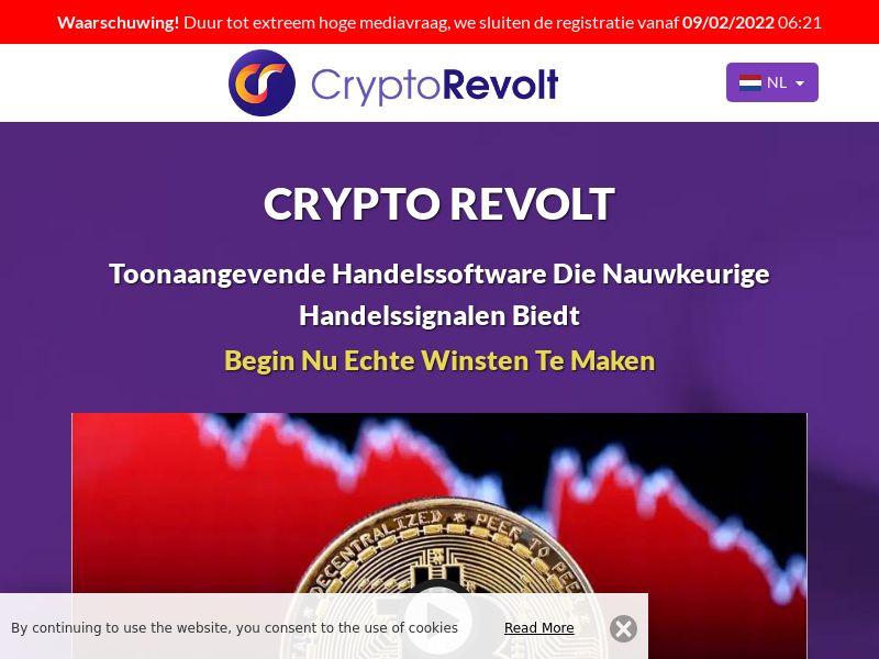 Crypto Revolt Dutch 1398