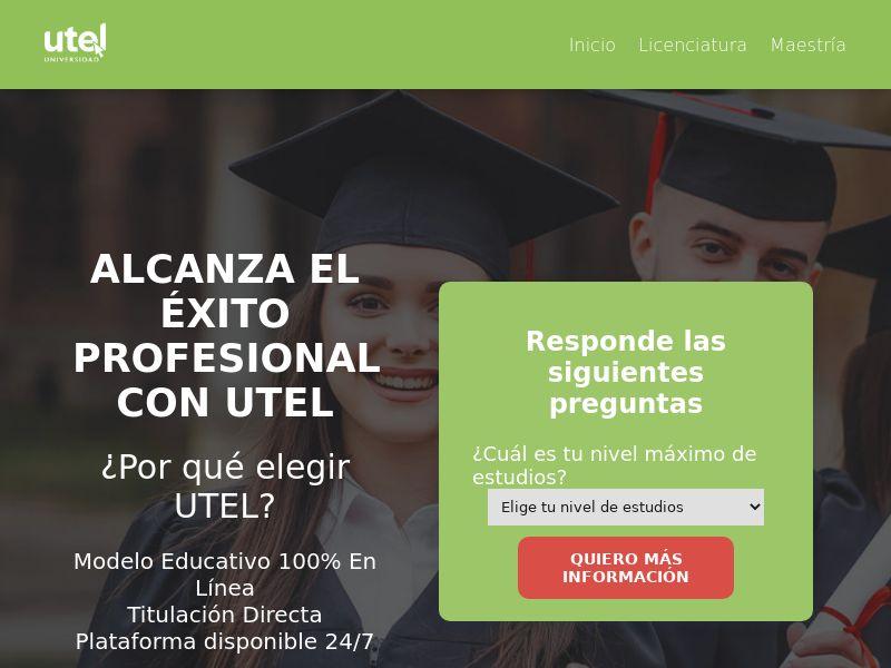 39213 - MX - Education - Universidad Online Mexico - SOI (daily 200 cap)