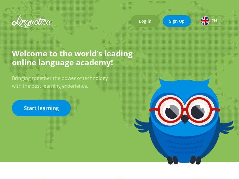 Linguotica - Learn a Language (DZ) (CPS) (Desktop)