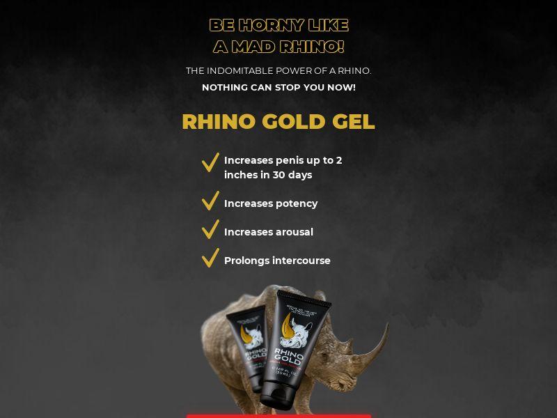 Rhino Gold Gel - US