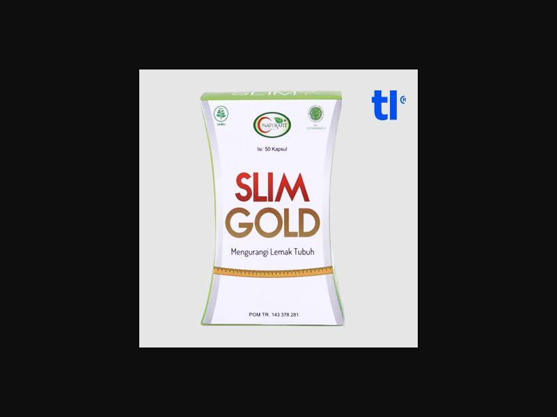 Slim Gold - weightloss - CPA - COD - Nutra