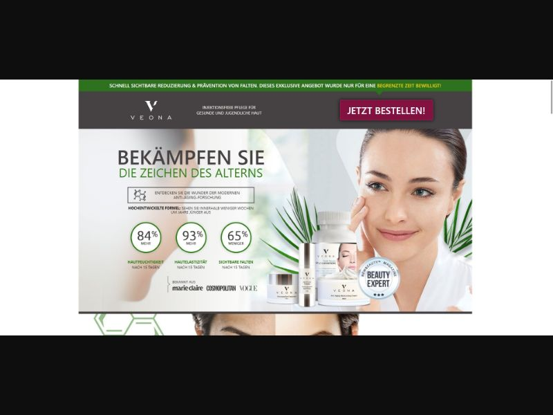 Veona Beauty - Skin Care - SS - [DE]