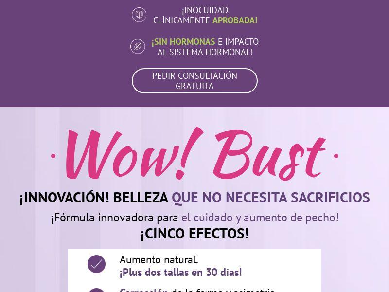 Wow Bust ES - breast enhancement cream