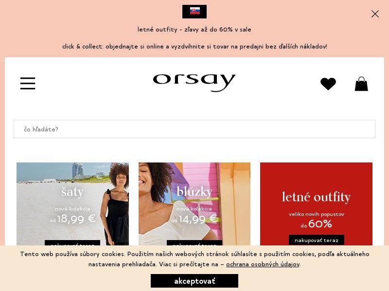 Orsay - SK (SK), [CPS   CPL]