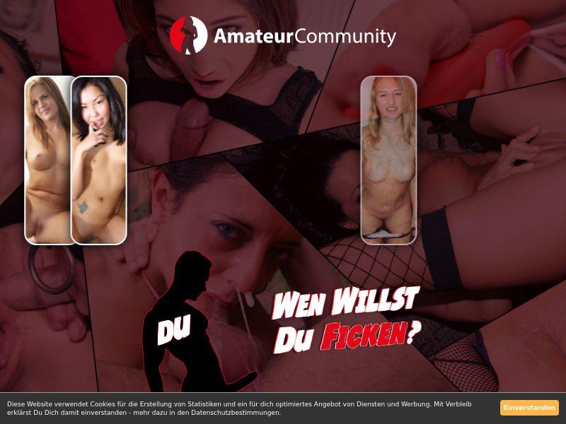 Amateurcommunity - DE (DE), [CPL], For Adult, Dating, Content +18, Single Opt-In, women, date, sex, sexy, tinder, flirt