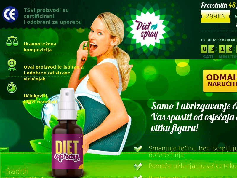 Diet Spray HR - weight loss treatment