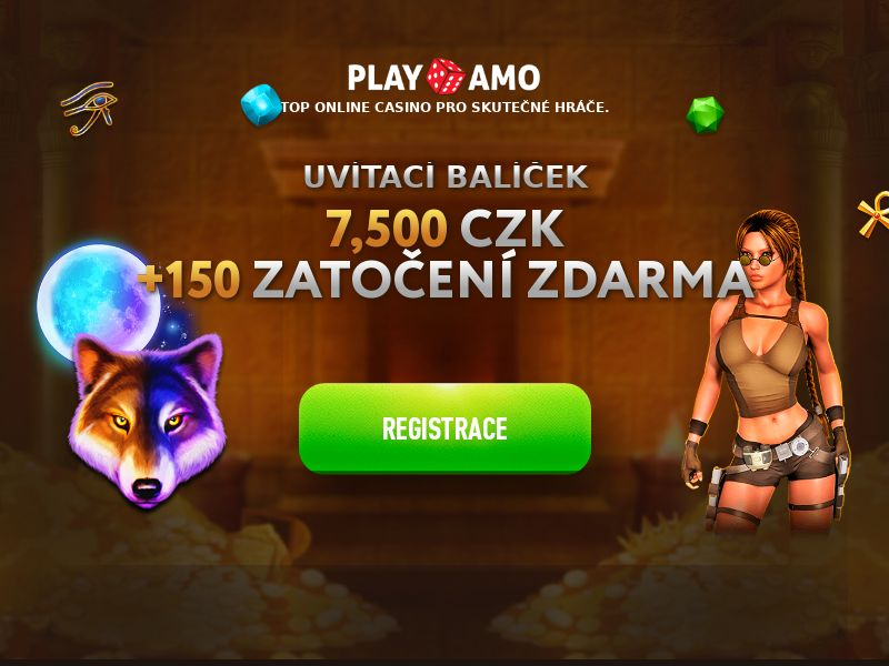 Playamo - CZ (CZ), [CPA], Gambling, Casino, Deposit Payment, million, lotto