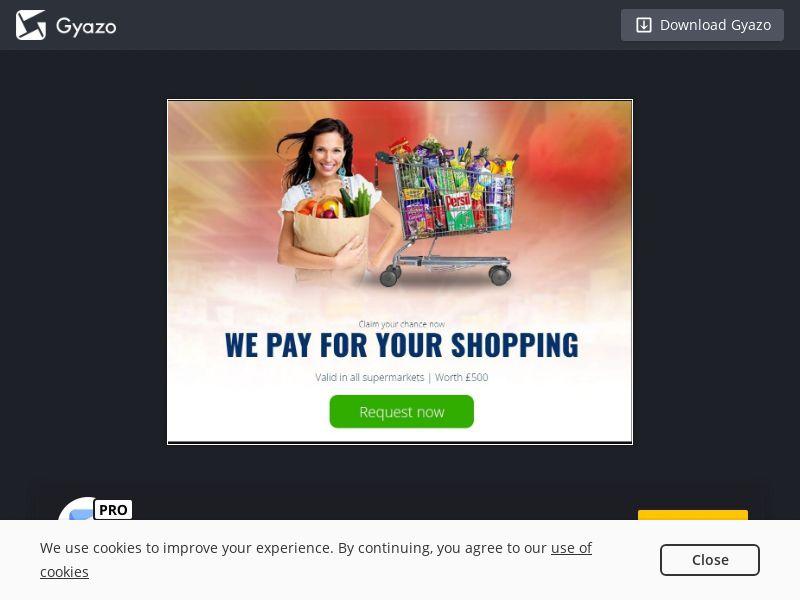 Win Lidl Supermarket Voucher (UK) (CPL)