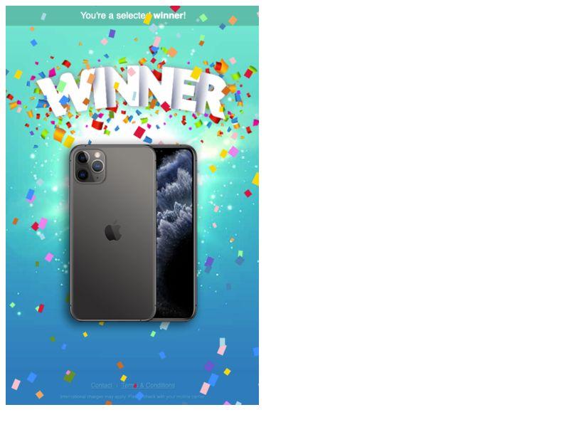 Winner Iphone WIFI