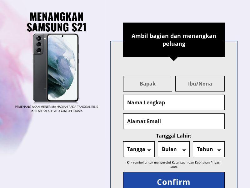 Samsung S21 (Without Prelander) ID | SOI CPL