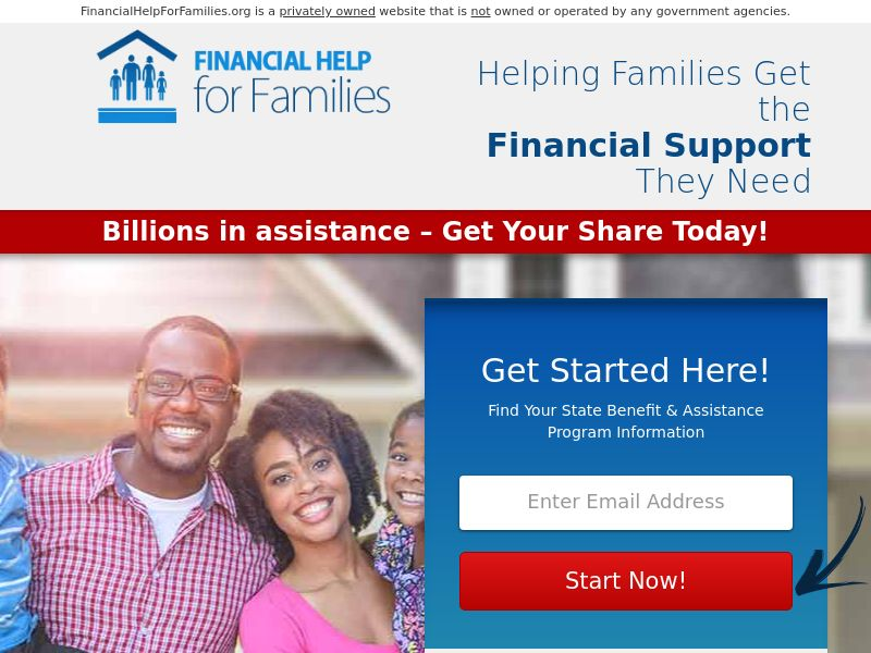 Financial Help for Families- Push Pause till July 1 - GN- Push