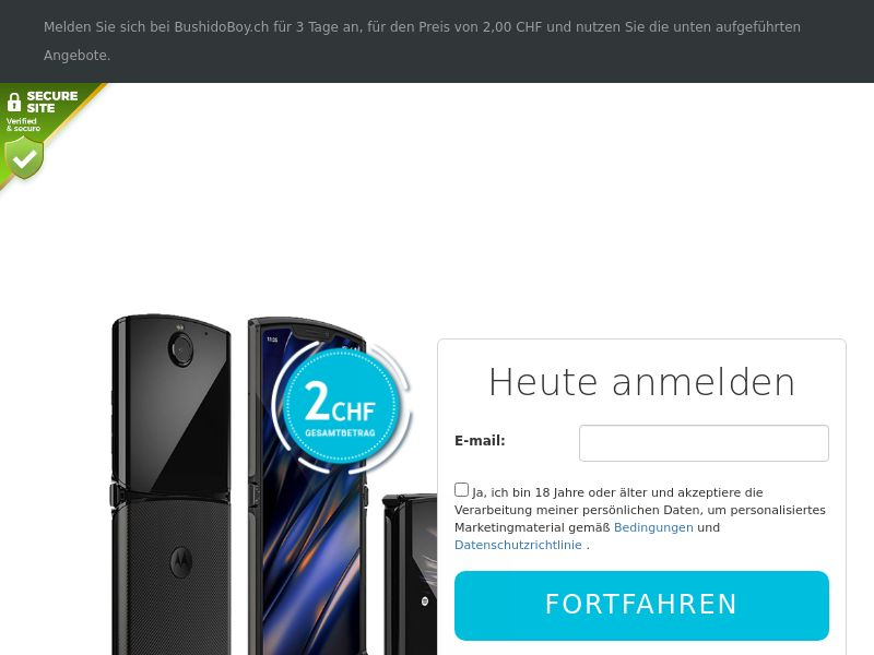 Motorola Razr - CH
