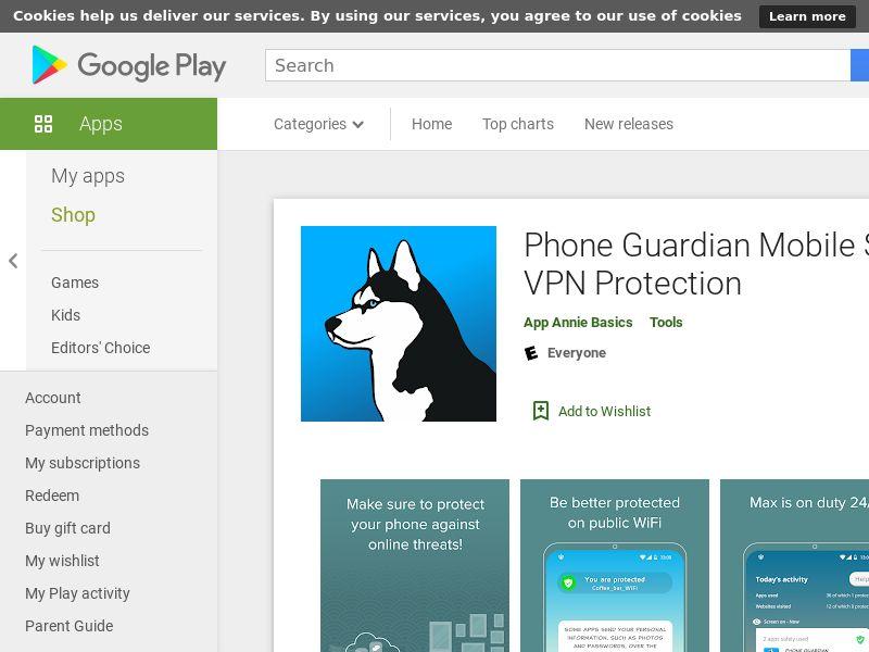 2897 PhoneGuardian Utilities/Android US GB Prelander