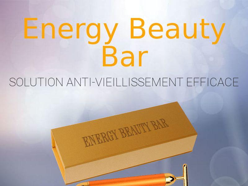 Energy Beauty Bar - FR
