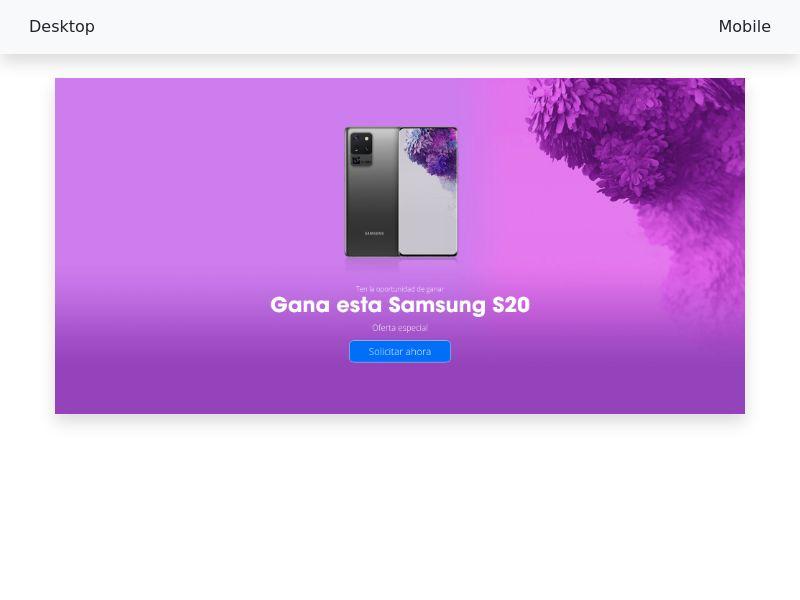 Samsung s20 - CPL/SOI - [ES]