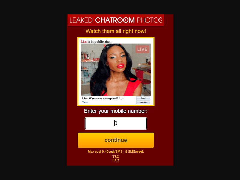 GH - Leaked chatrooms (SP) [GH] - Pin submit