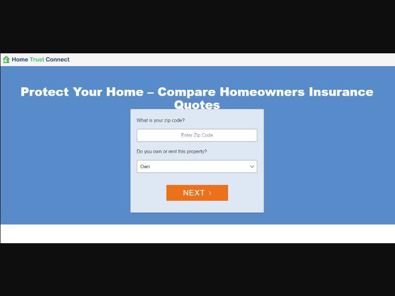 HomeTrust Insurance US [US] - SOI registration