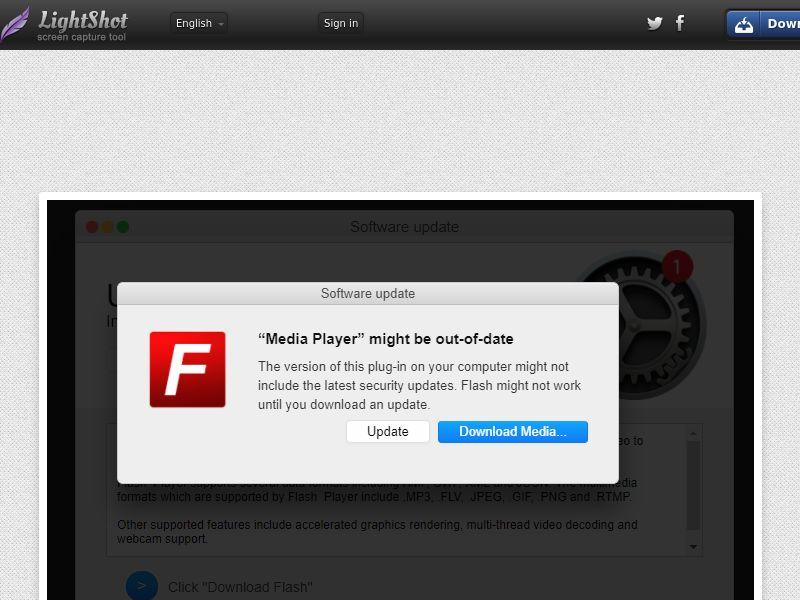 Flash Media Player - Chrome, Safari (FR) (CPD) (Mac OS)