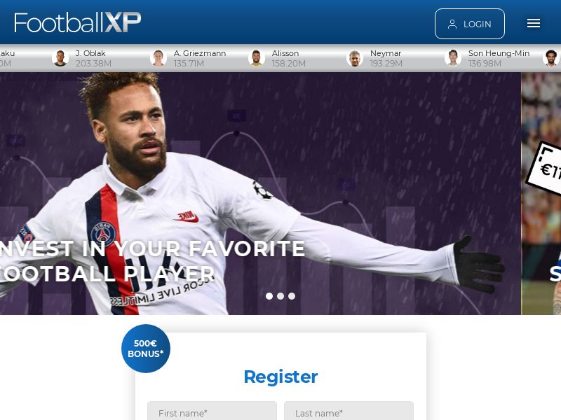 Football XP CPA 30 countries