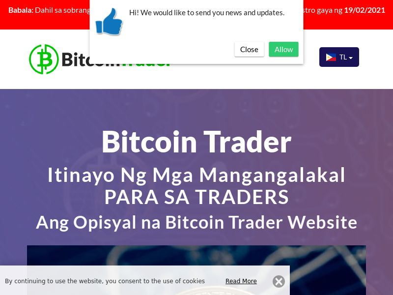 The Bitcoin Traders App Filipino 2315