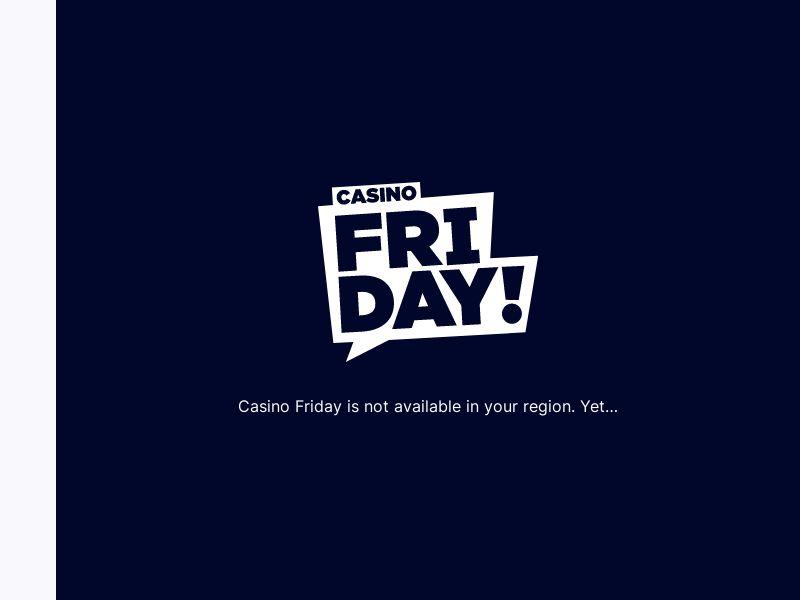 Casinofriday.com Casino - CPA - Canada