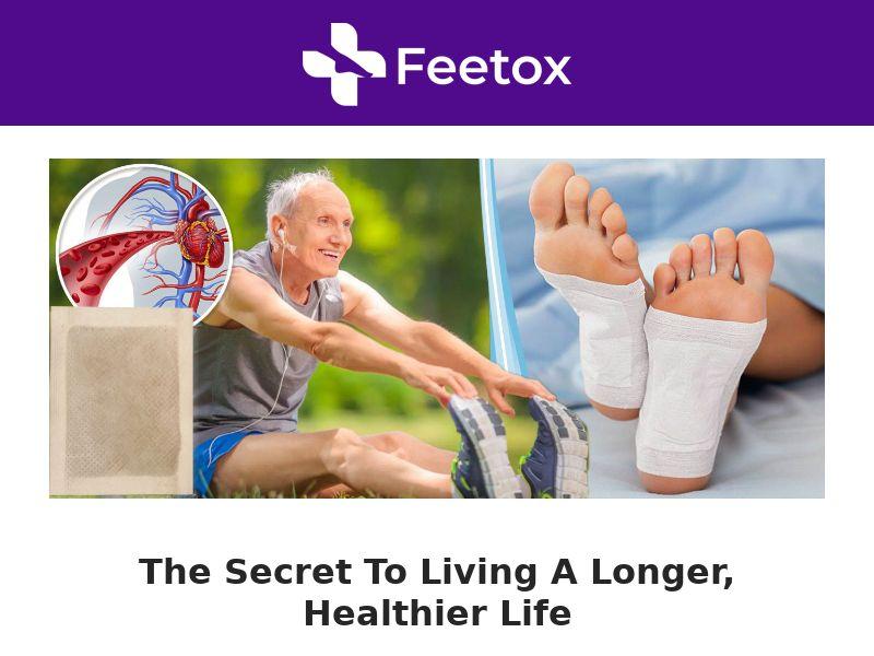 Feetox SS - US