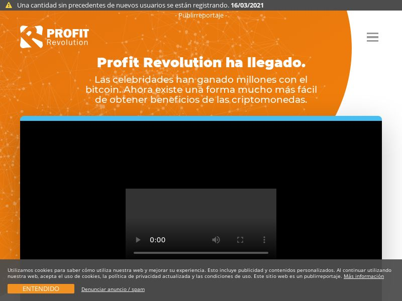 Profit Revolution (ES) - PA 2