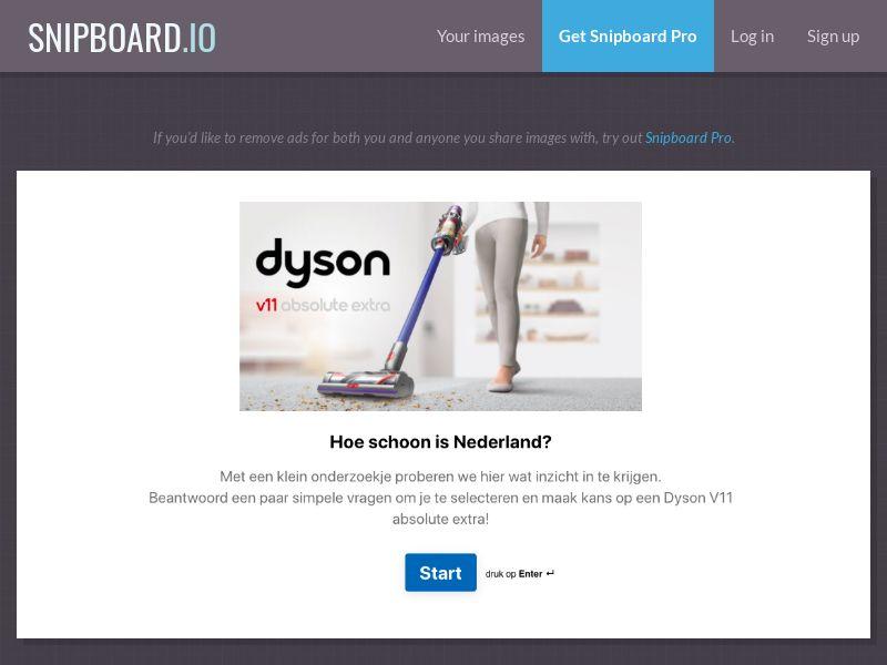 38832 - NL - IVR - Dyson