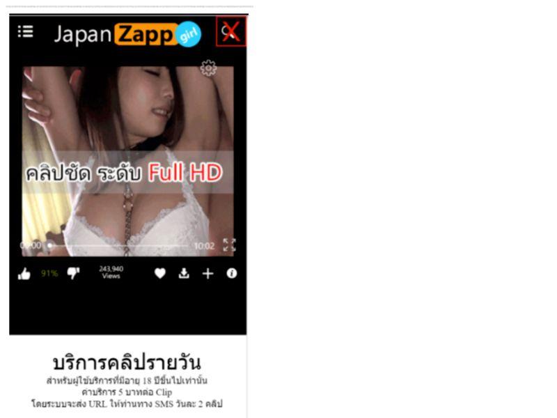 Japan ZAP Truemove