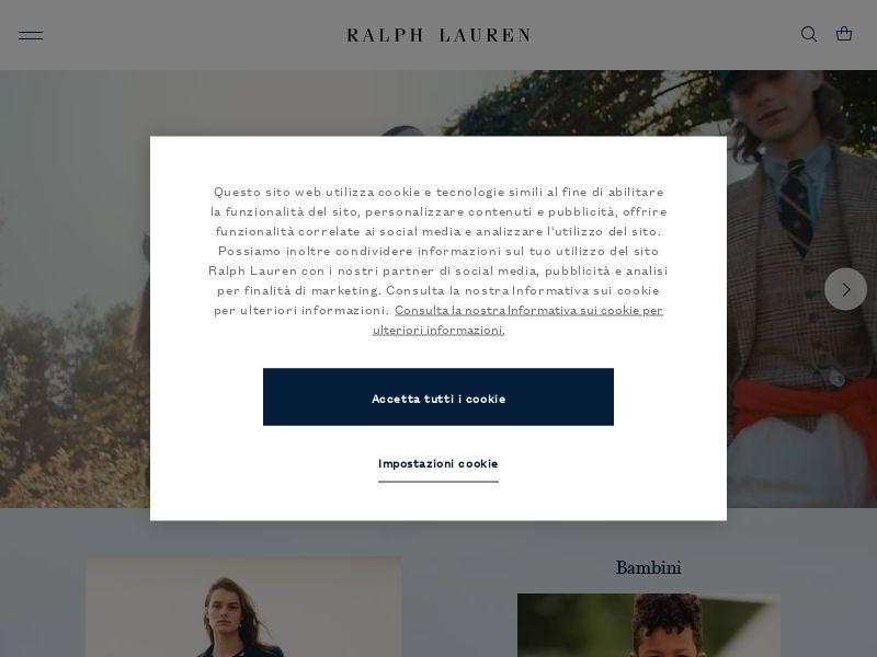 Ralph Lauren IT CPS