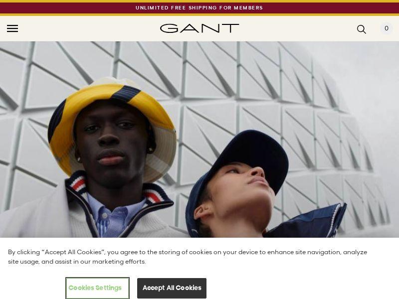 Gant UK CPS