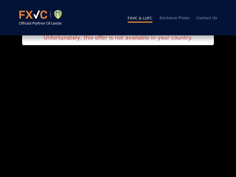 FXVC Official Partners of Leeds (ZA) (CPS)