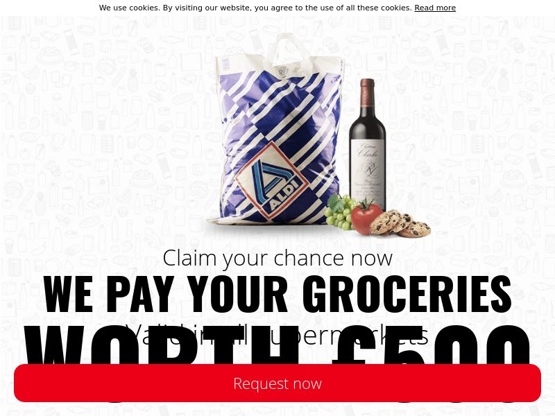 Win a £500 Supermarket Gift Card CPL [UK] (Incent Allowed)