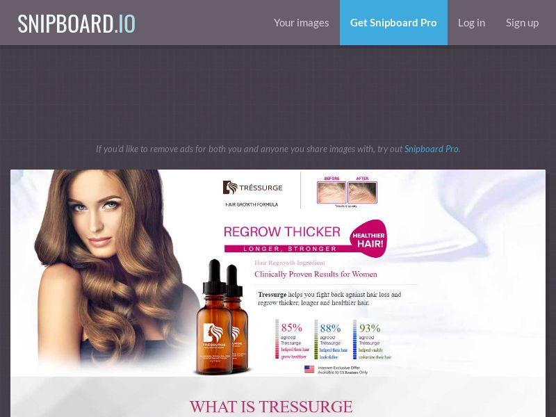 41681 - US - Tressurge - hair health - SS