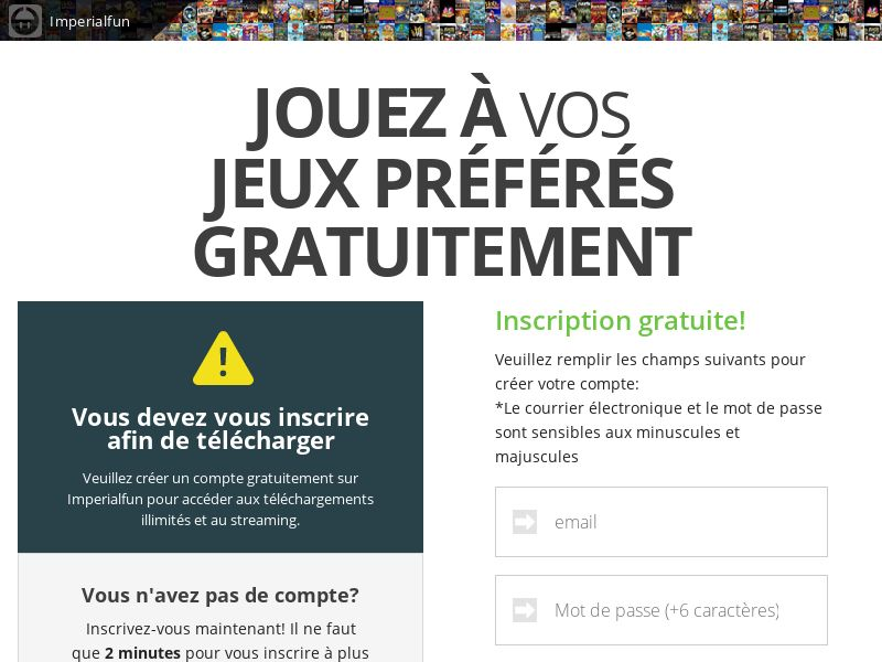 AdCenter Games Play/Download (FR) - CPA, Free Trial, CC Submit, Multi-Geo