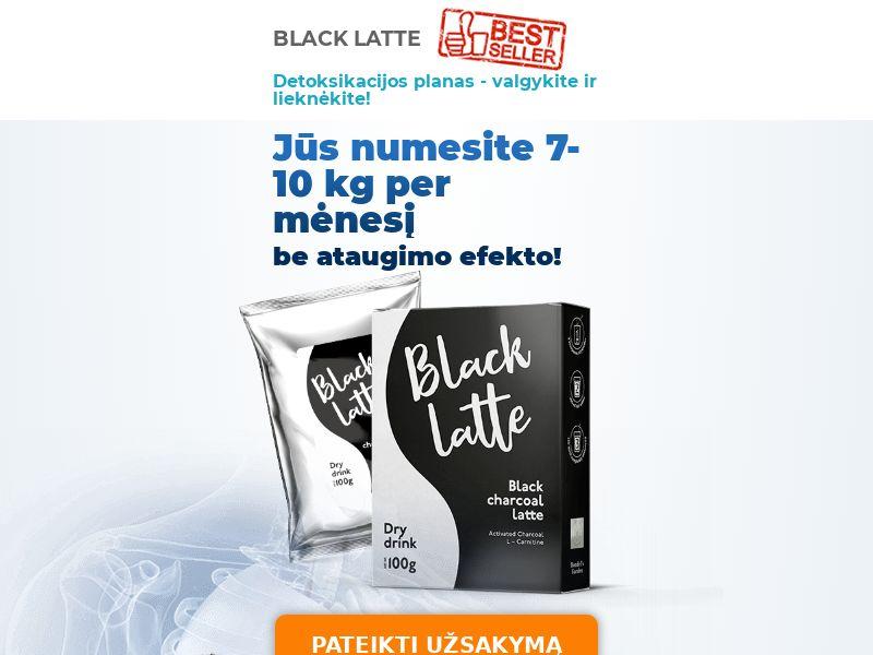 Black Latte - LT