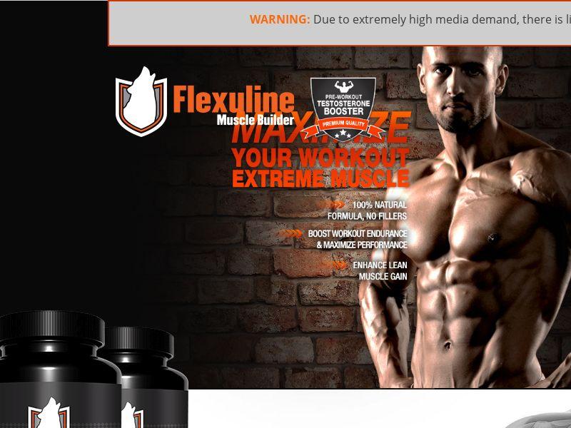 Flexuline Muscle Builder (AU, NZ)