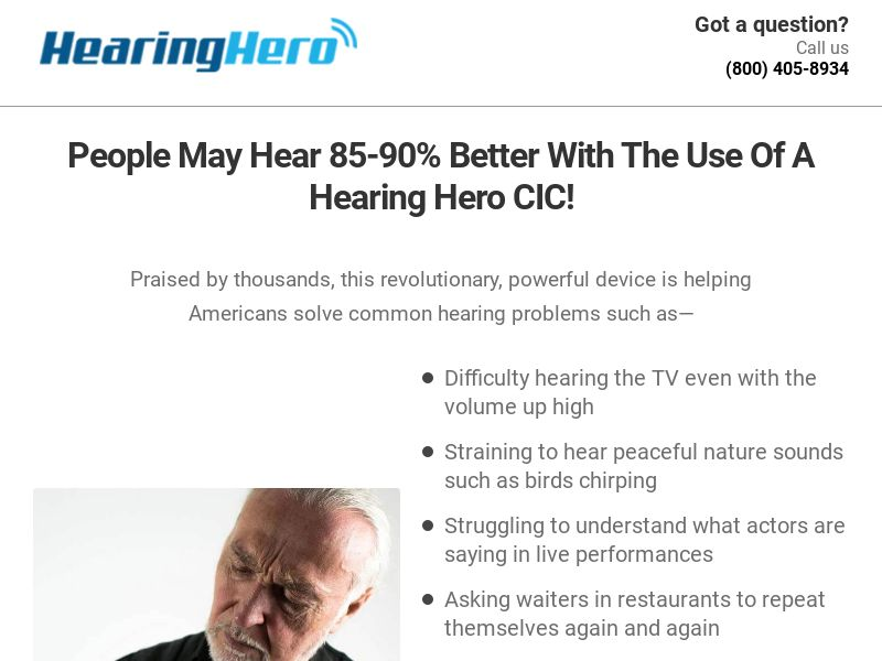 Hearing Hero (CPS) - US