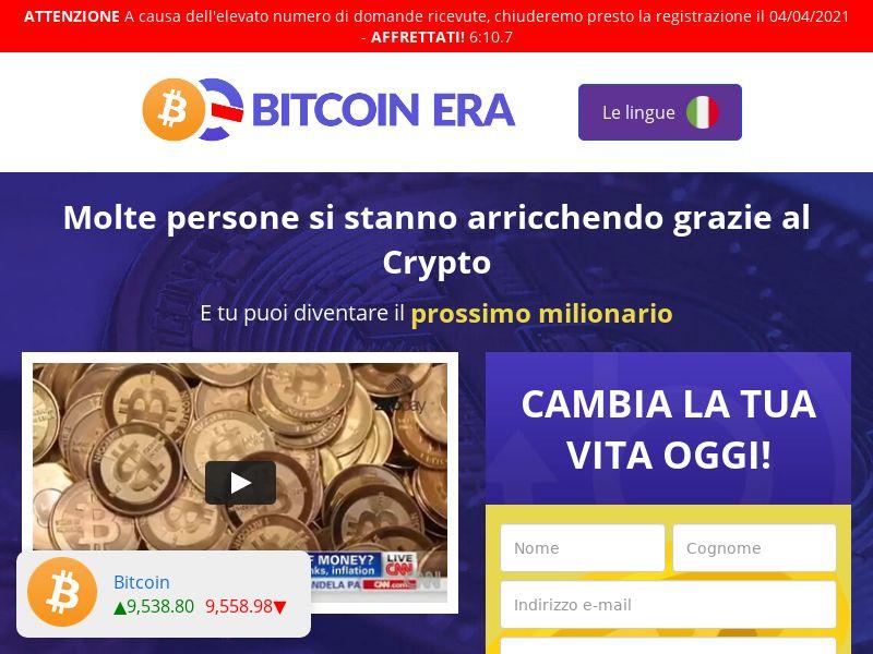 (13341) [WEB+WAP] Bitcoin Era - IT - CPA