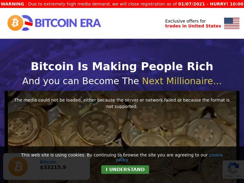 Bitcoin Era - English - GCC - 5 Countries